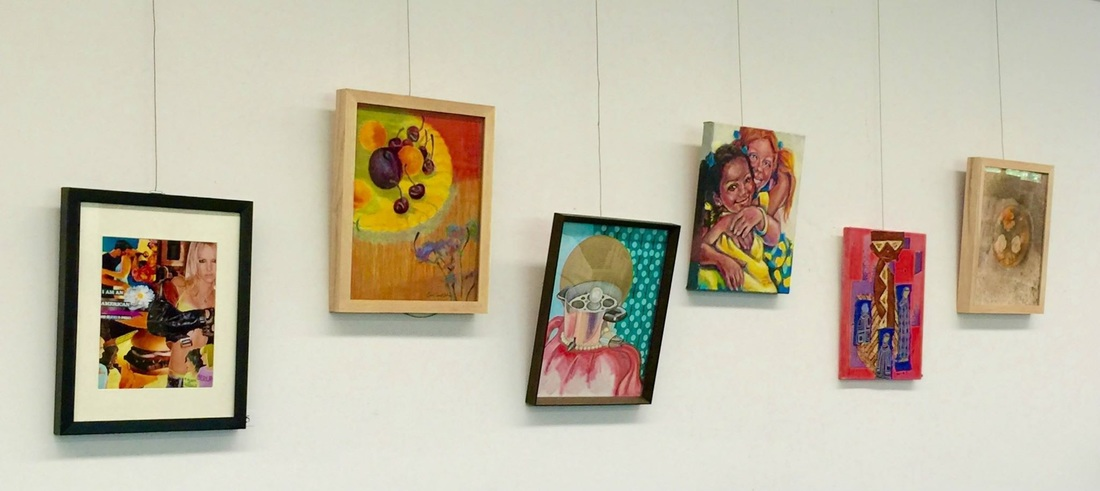 Maplewood Library Art Exhibit